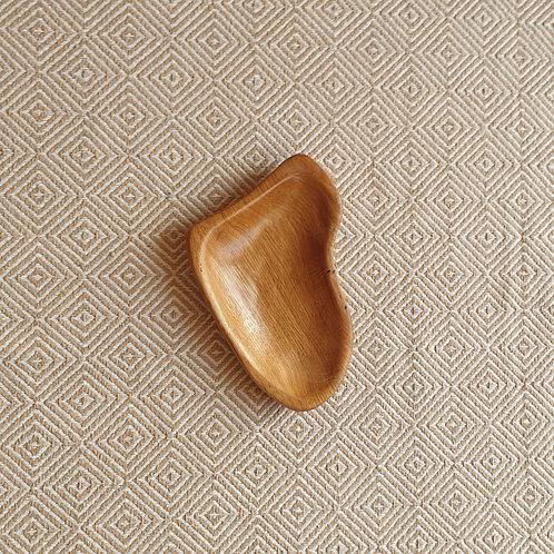 1 dalies padėkliukas iš ąžuolo (18 cm)