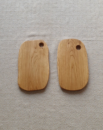 Set of cutting boards (2 pcs.)