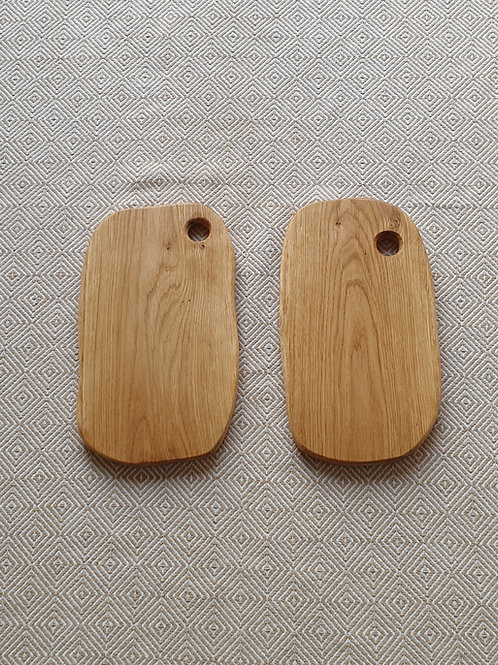 Set of cutting boards (2 pcs.)