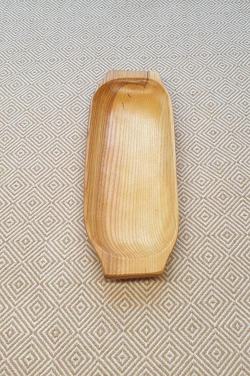Ash-wood trough(35 cm)