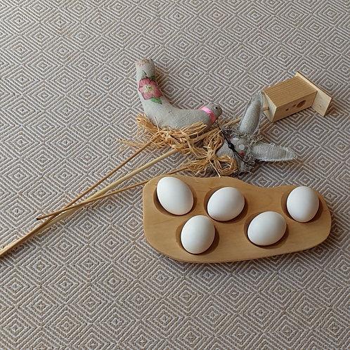 Padėkliukas  kiaušiniams