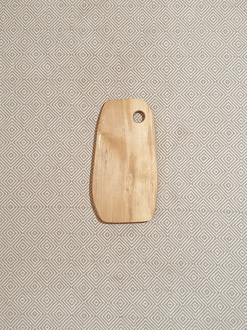 Pjaustymo lentelė iš alksnio (27 cm)