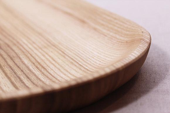 Padėkliukas iš uosio (37cm)