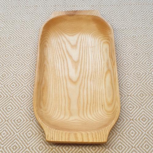 Ash-wood trough (36 cm)