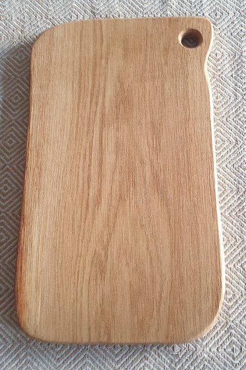 Pjaustymo lentelė iš ąžuolo (36 cm)