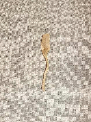 Hornbeam spatula (44 cm)