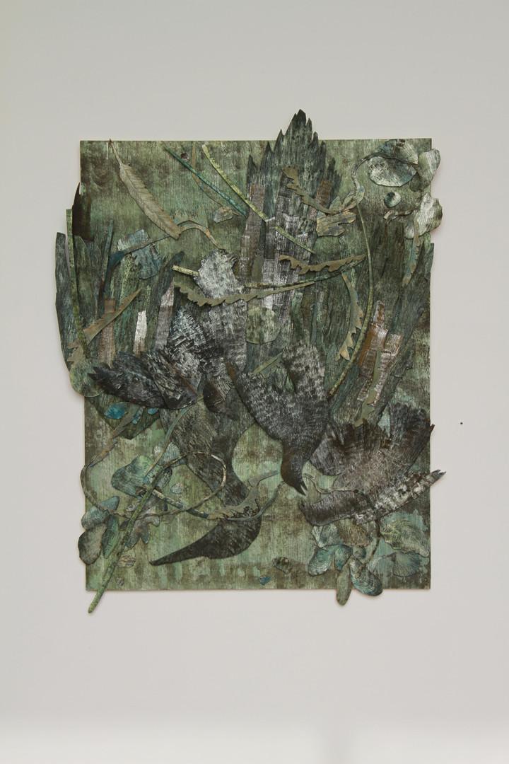 Sea-Tangled Glimmer (BP Oil Spill, 2010)