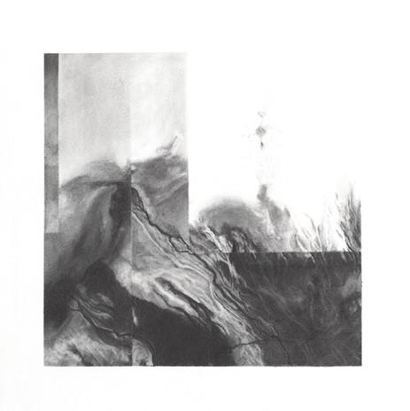 Rachelle Reichert Salar 1 2019 graphite on paper 12 3/4 x 17 5/16 in. framed