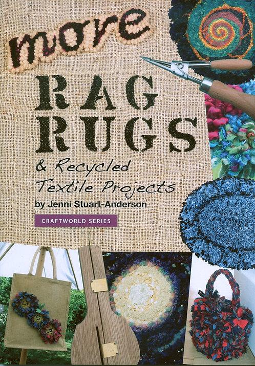 Jenni Stuart-Anderson'More Rag Rugs'
