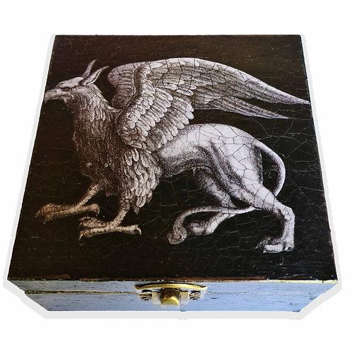Jo Verity Griffin Box