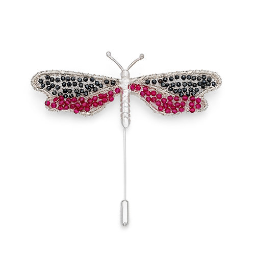 Rosie Keogh Moth Pin