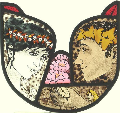 Frans Wesselman 'Shepherd & his Love'