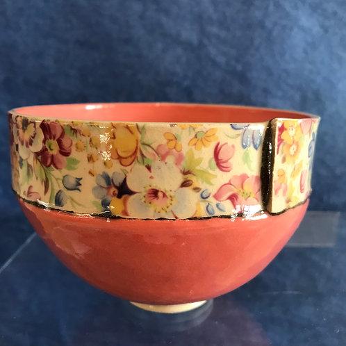 Virginia Graham pink bowl
