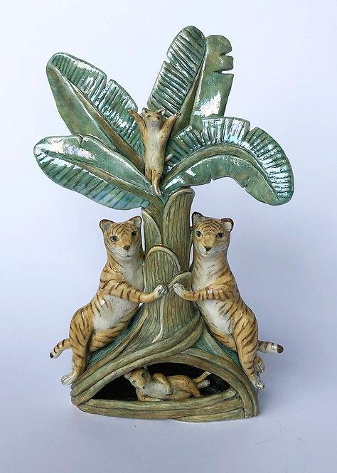 Eleanor Bartleman 'Tree Huggers'