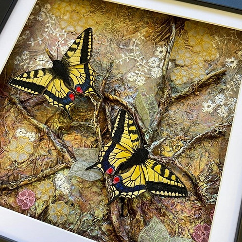 Vikki Lafford Garside Swallowtails on a Midsummer's Eve