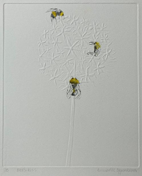 """Annabelle Oppenheimer """" Bee's Kiss"""""""