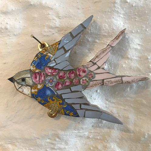 Emily Lawlor small mosaic swallow