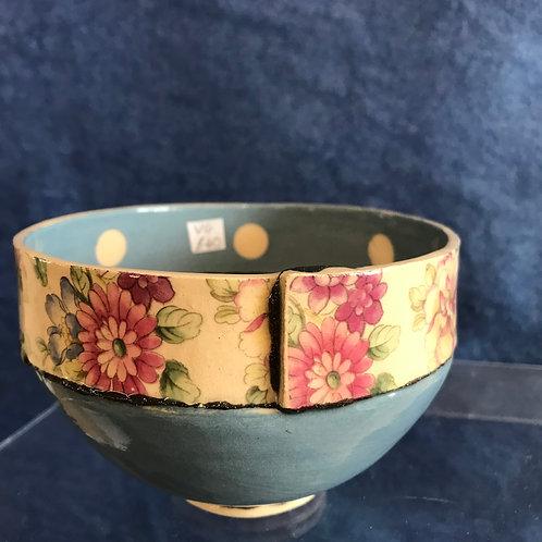 Virginia Graham blue bowl