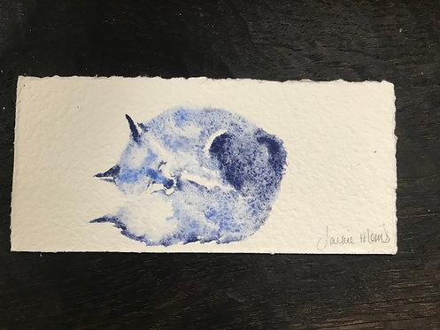 Jackie Morris Little Blue Fox