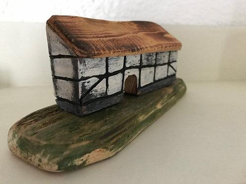 Stephen Hawkesworth  recycled wood Tudor Barn