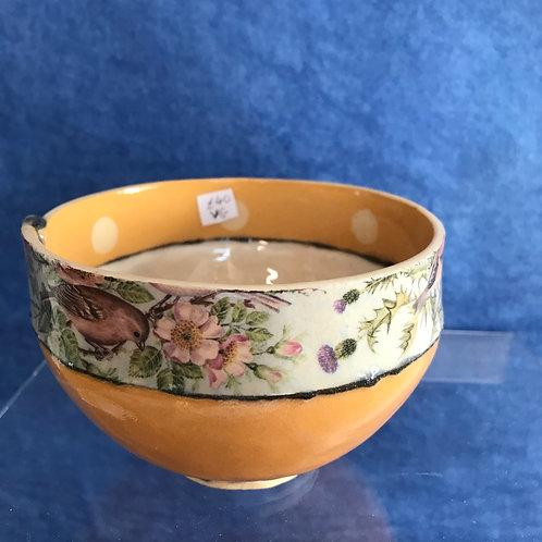 Virginia Graham yellow bowl