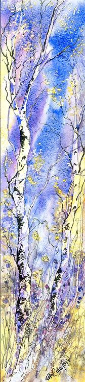 "Helen Crawford ""Summer Breezes"" print"