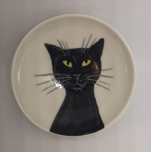 CareyMoon mini porcelain cat dish 3
