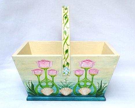 Sue Exton 'Mary's Flower basket'