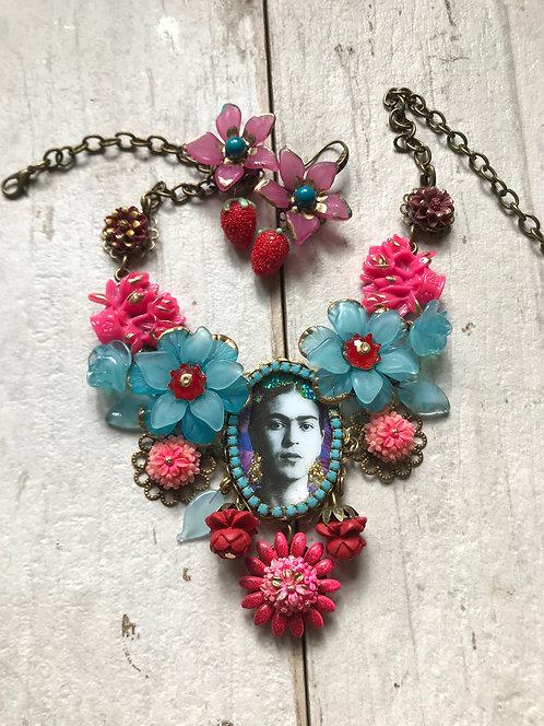Diana Wilson Arcana Frida necklace