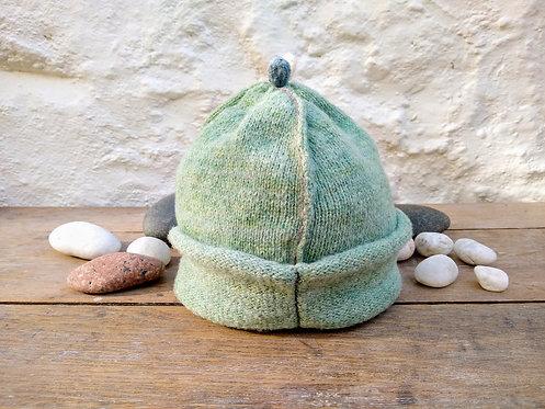 """Corinne Carr lambswool hat """" Oakleaf"""""""