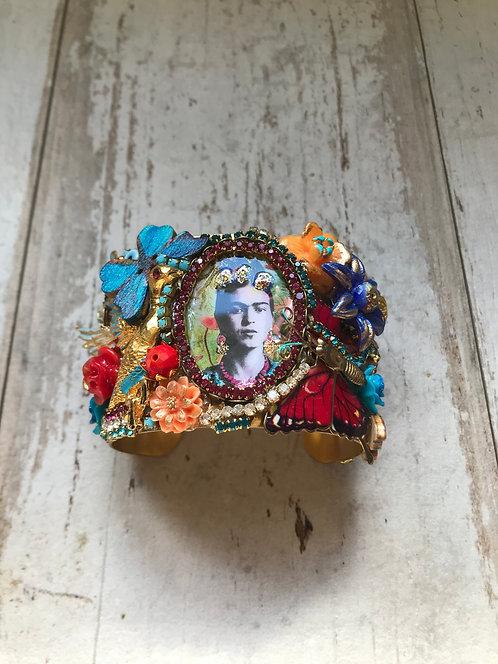 Diana Wilson Frida cuff
