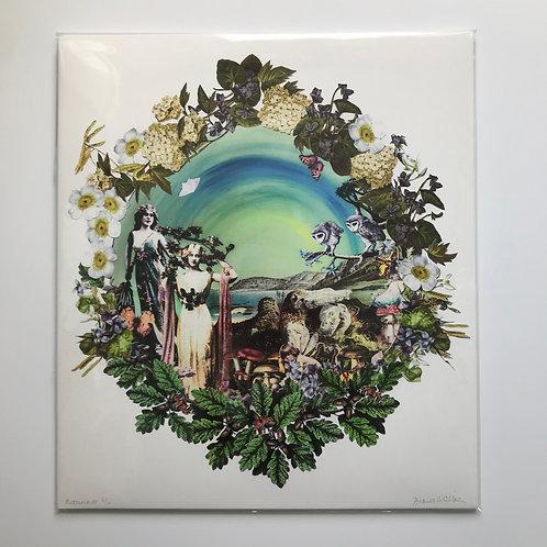 Diana Wilson Arcana 'Midsummer giclee print
