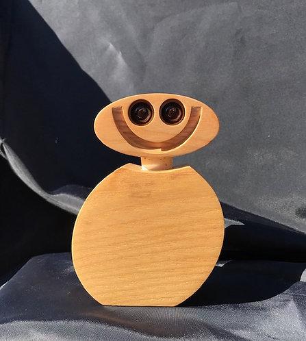 Ben Homer Happy/Sad bottle stopper ( Ash)