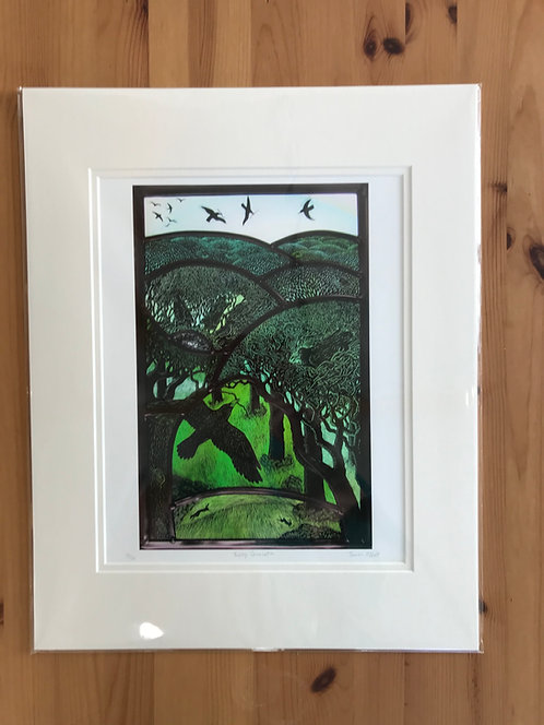 Tamsin Abbott Limited edition Treetop