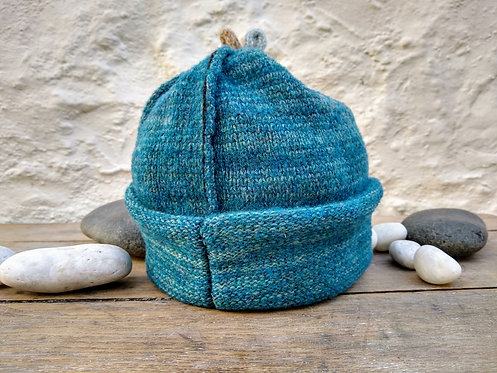 Corinne Carr lambswool hat - Robin