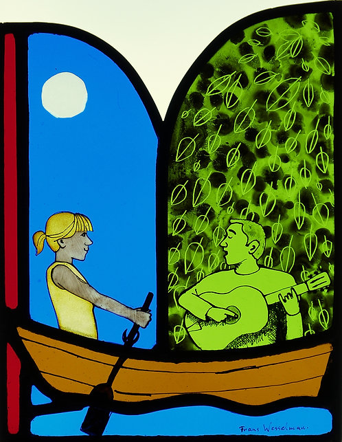 Frans Wesselman - Boat Song