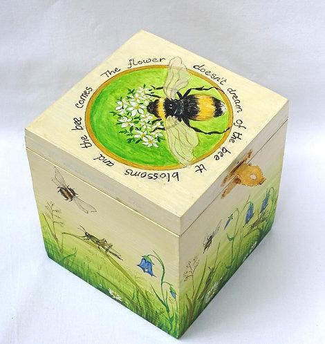 Sue Exton 'Bee Box'