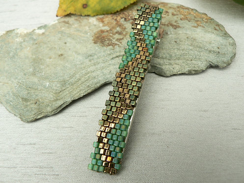 Sam Hemming bead hair slide