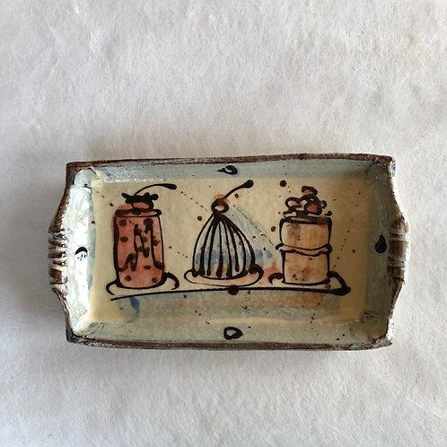 Josie Walter earthenware tray
