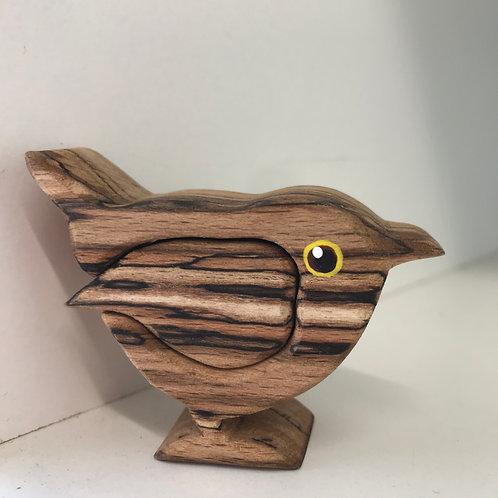 Gabriel Pfeiffer wren bird box