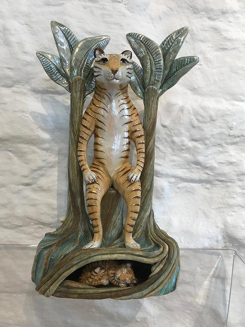 Eleanor Bartleman porcelain 'Sentinel'