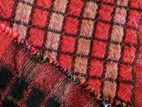 Jane Stockley Summer Berry Crush scarf