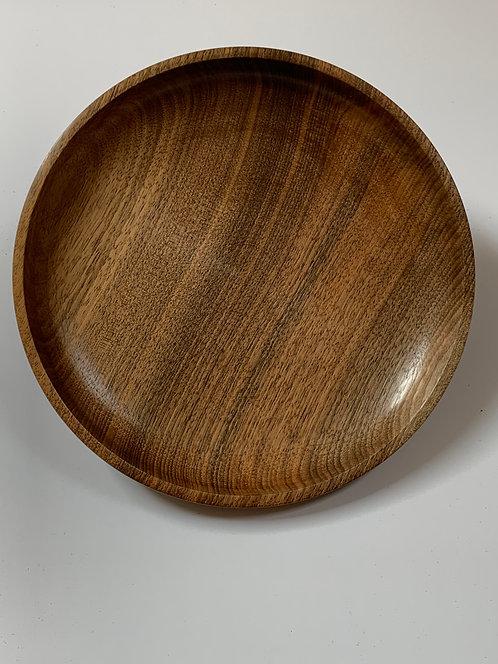 Chris Armstrong walnut platter