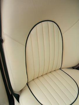 Car leather seat repair in Southampton.
