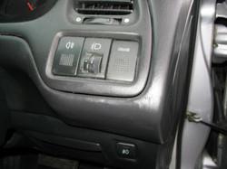 Damaged Dashboard