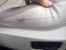 Cracked vinyl