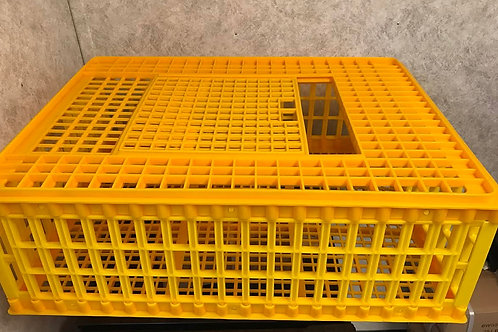 Heavy Duty Poultry Crates-PLEASE CALL TO ORDER