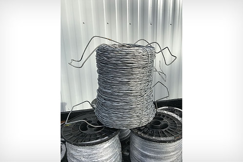 Barbless Double Strand Wire