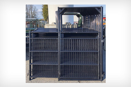 7 ft Sheep Panel with walk through gate
