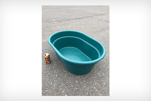 15 Gallon Plastic Tub